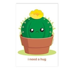 lonelycactus Postcards (Package of 8)