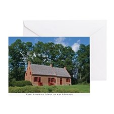 Van Alen House Greeting Card