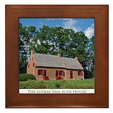 Van Alen House Framed Tile