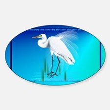 Wall Peels Great Egret Decal