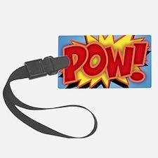 pow-bang-CRD Luggage Tag
