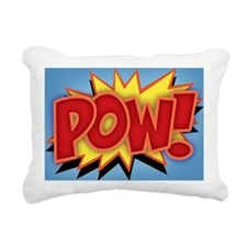 pow-bang-CRD Rectangular Canvas Pillow