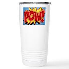 pow-bang-CRD Travel Coffee Mug