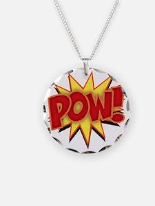 pow-bang-T Necklace
