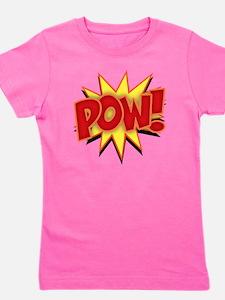 pow-bang-T Girl's Tee