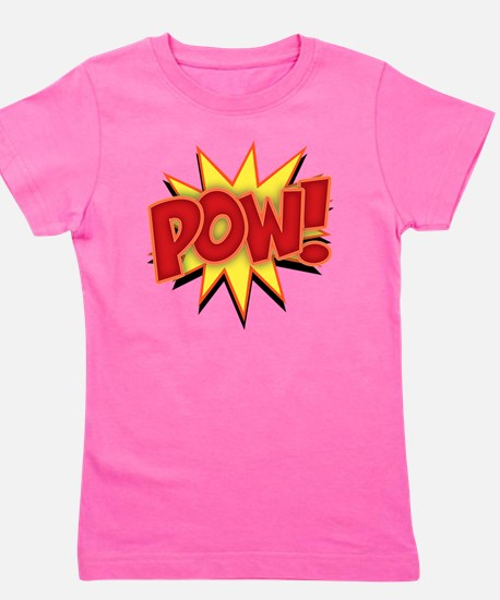 pow-bang-T Girl's Tee