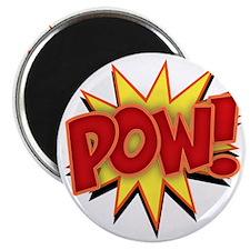 pow-bang-T Magnet