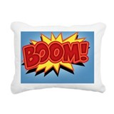 Boom Rectangle Canvas Pillows