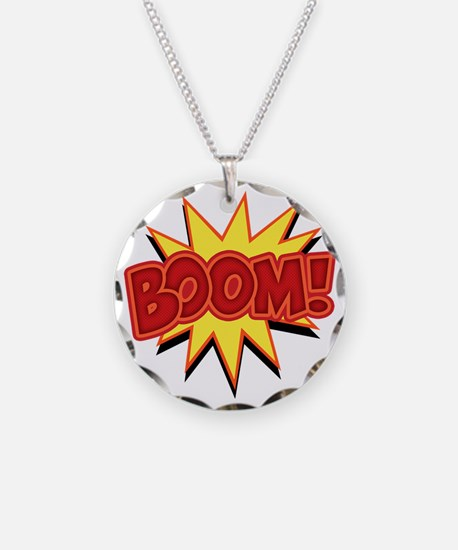 boom-bang-T Necklace