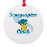 Sonographer Ornaments