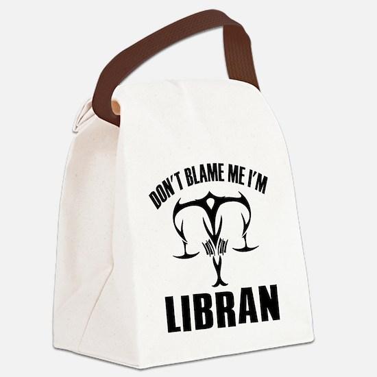 libran Canvas Lunch Bag