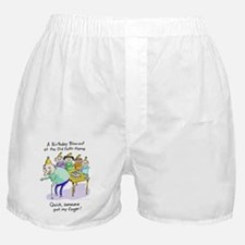 At the Old folks Home Boxer Shorts