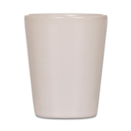 Weim-University-dark Shot Glass