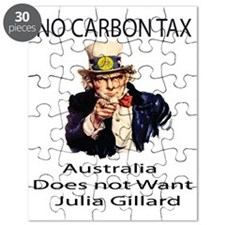 NO CARBON TAX-1 Puzzle