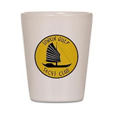 Tonkin Gulf Yacht Club 2 Shot Glass