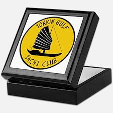 Tonkin Gulf Yacht Club 2 Keepsake Box
