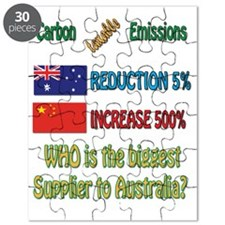 NO CARBON TAX-9 Puzzle