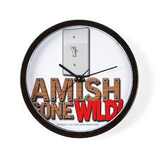 amishgonewild_nails Wall Clock