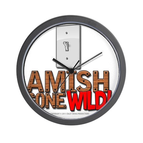 Amishgonewild Nails Wall Clock By Admin Cp13645844