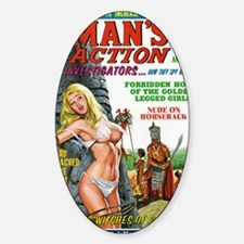 MANS ACTION, June 1969 - png Decal