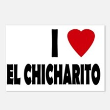 CHICHARITO Postcards (Package of 8)