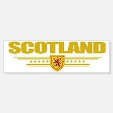 Scotland (Flag 10) pocket Sticker (Bumper)