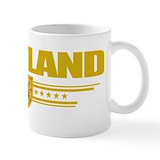 Scotland (Flag 10) pocket Mug