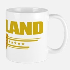 Scotland (Flag 10) pocket Mug