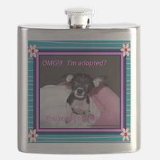 I am adopted Flask