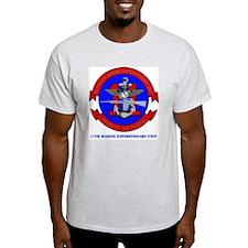 USMC-11TH MARINE EXPEDITIONARY UNIT  T-Shirt