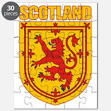 Scotland Lesser Arms Puzzle