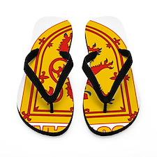 Scotland Lesser Arms Flip Flops