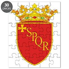 Rome (Flag 10) pocket Puzzle