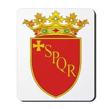Rome (Flag 10) pocket Mousepad