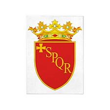 Rome (Flag 10) pocket 5'x7'Area Rug