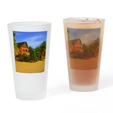 7 Mile Beach - Negril Jamaica - Pai Drinking Glass