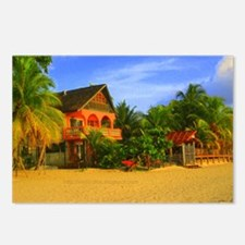 7 Mile Beach - Negril Jam Postcards (Package of 8)