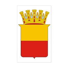 Napoli (Flag 10) pocket Decal