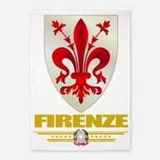 Firenze (Flag 10) 5'x7'Area Rug
