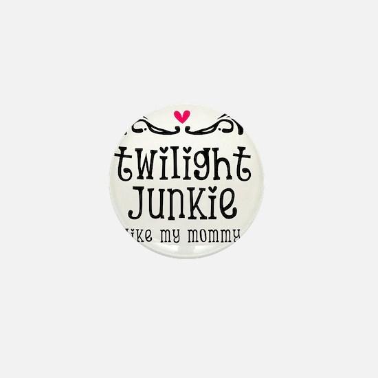 Junkie Mom Mini Button