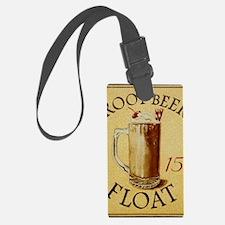 Root Beer Float BIG Luggage Tag