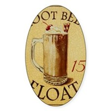 Root Beer Float BIG Decal