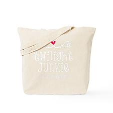Junkie Mom -dk Tote Bag