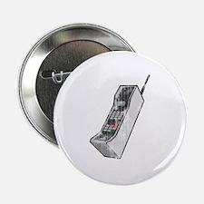 Worn 80's Cellphone Button