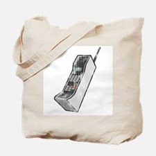 Worn 80's Cellphone Tote Bag