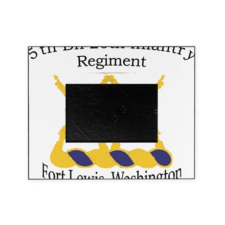 5th Bn 20th INF Picture Frame