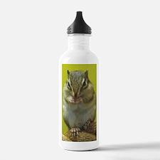 Chipmk journal Water Bottle
