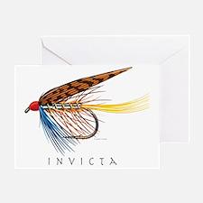 Invicta_1 Greeting Card