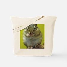 Chipmk mouse Tote Bag