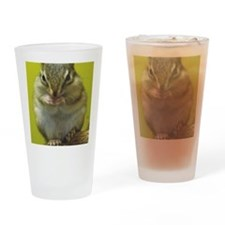 Chipmk mouse Drinking Glass